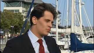 SILICON VALLEY WARNINGS:  Milo Yiannopoulos says Silicon Valley firms should not be banishing White