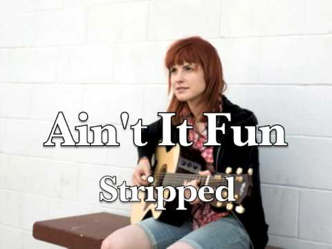 Aint It Fun Paramore Album Paramore - Ain&...