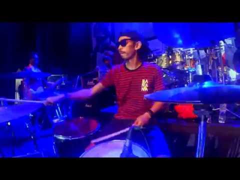 Bhanu ORIND - Kubenci Malam Minggu (Drum Cam @ Kampung Jakcloth Jember 18 November 2017 )