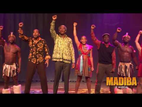 Madiba Le Musical - Teaser 2018