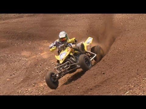 2010 AMA ATV MX National Motocross Championship ATV Racing Series Part 3