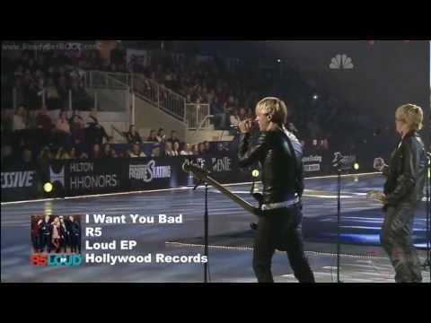 R5 - I Want You Bad [HD]