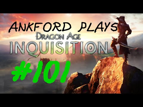 Blind Let's Play | Dragon Age: Inquisition | Part 101: Geological Surveys