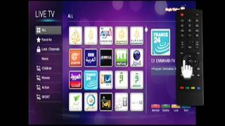 Magic Vision TV Box Arabic Guide 06