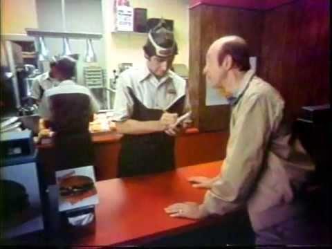 Jack in the Box Spot  1977
