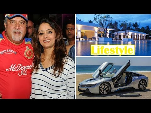 Pinky Lalwani (Vijay Mallya's Girlfriend) Lifestyle, Age, Family, Biography 2018