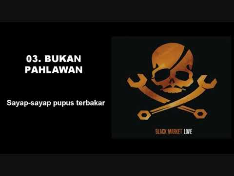 SUPERMAN IS DEAD - BLACK MARKET LOVE (2006) FULL ALBUM (Music & Lyric)