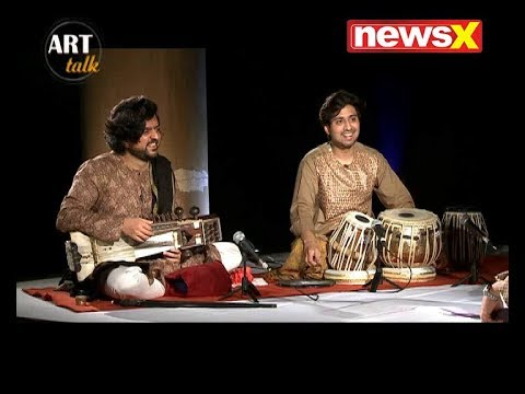 Suhail Yusuf Khan (Sarangi Player) & Shariq Mustafa (Tabla Player): ART TALK