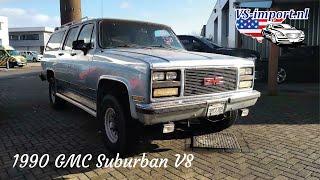 1990 GMC suburban V8 | VS-import.nl