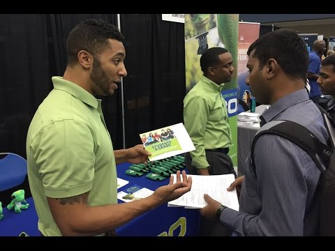 Mavericks Connect at All Majors Job Fair