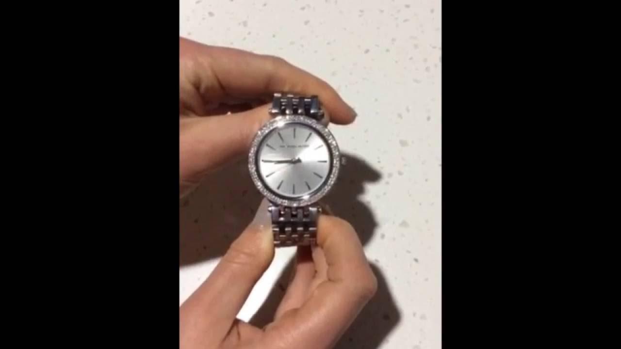 7e571bdea1b0 Michael Kors MK3190 - YouTube