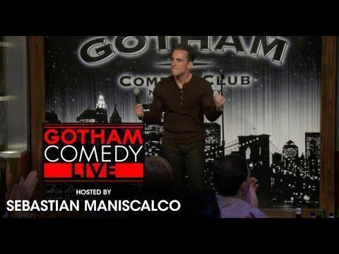 Download Sebastian Maniscalco | Gotham Comedy Live
