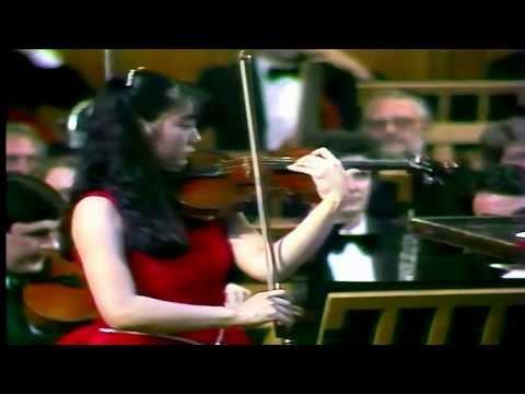 AKIKO SUWANAI(諏訪内晶子� 「Violin Concerto No 1」 Paganini
