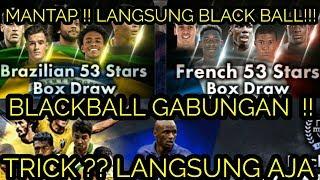 Baixar MANTAP !! LANGSUNG BLACK BALL LAGI !! BRAZILIAN & FRENCH 53 STARS BOX DRAW #3 !!