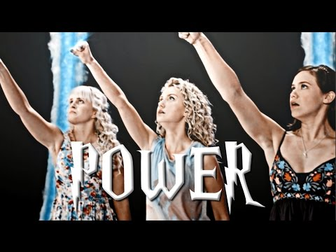 H2O + Mako Mermaids - BADASS || Power (+thebeautifulmakofan