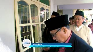 Ahmadi Muslims inaugurate new medical clinic in Indonesia