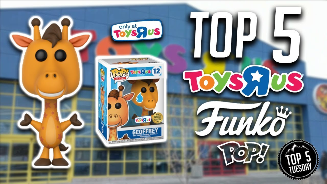 Top 5 Toys R Us Funko Pops Store Closing Discussion