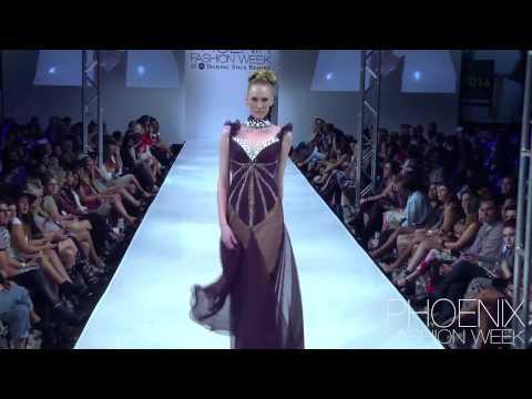 Albert Andrada at Phoenix Fashion Week 2014