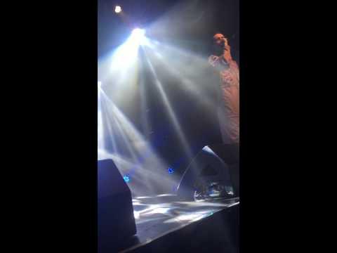 Logic - Nikki Live @ The Regency Ballroom in SF - Under Pressure World Tour