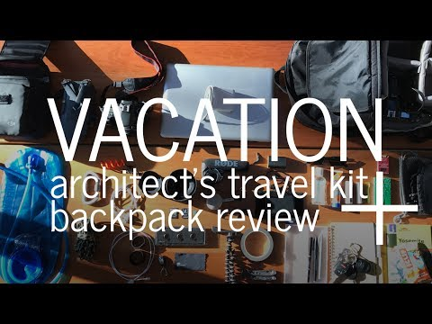Work Life Balance for Architects | Taking a Vacation