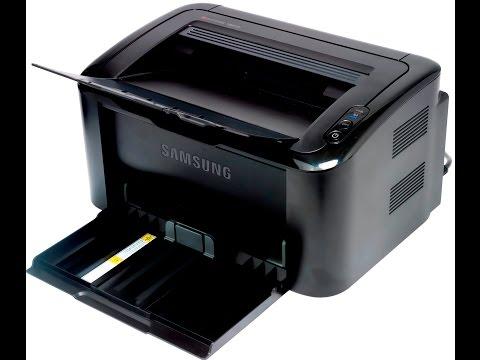 Заправка картриджа  принтера Samsung Ml 1665 своими руками