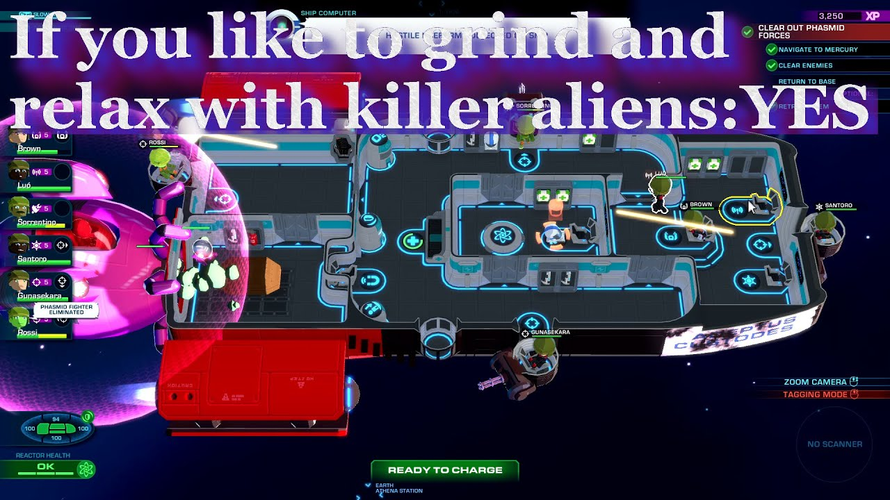 Space Crew New player guide - Crew and upgrade guide - Skills and ship layout - Nice space grinding