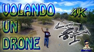 Volando Un Drone En Mallorca - Vlog 2016