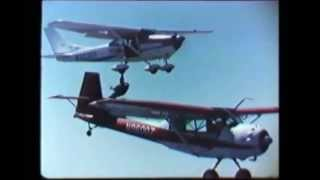 Ripcord TV Show Accident 1962