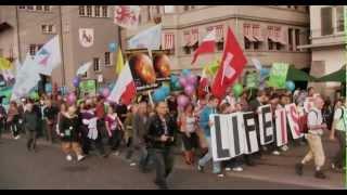 Marsch für's Läbe 2012 SZWAJCARIA