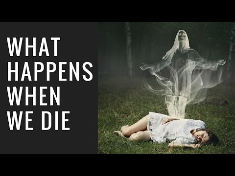 What Happens To Your Spirit When You Die?   Guiding Echoes