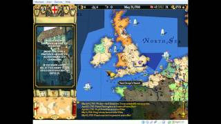 Europa Universalis I Gameplay Exclusive - England - Part 14