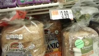Сколько стоит хлеб в США. О цене и ассортименте.