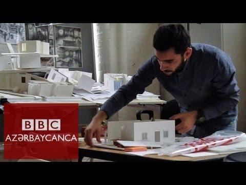 Britaniyada tələbə olmaq: London Film Məktəbində oxuyan Orxan