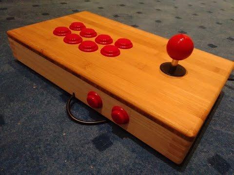 DIY Arcade Controller for RetroPie