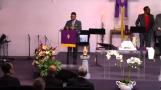 40th Church Anniversary - Celebration Service, February 28, 2016
