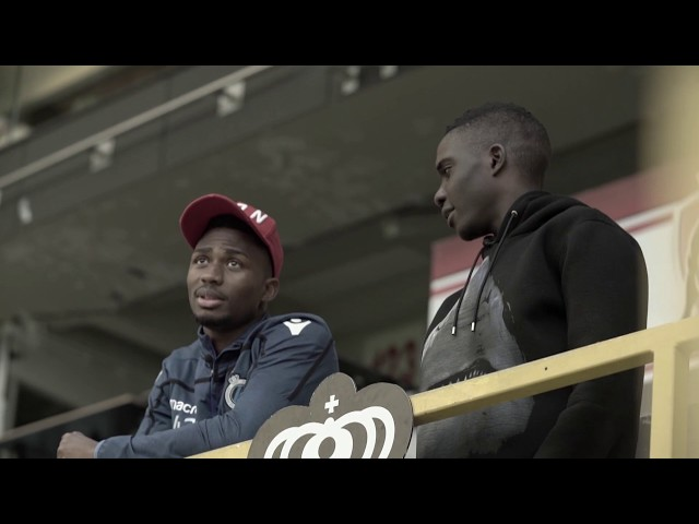 #UCL |  INTERVIEW DENNIS & NAKAMBA  | 2018-2019