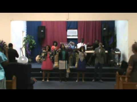 Pastor Luther Black