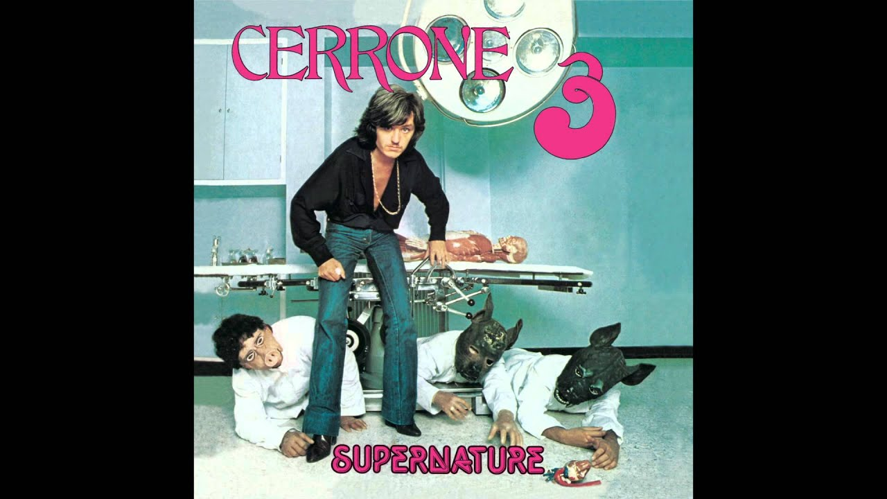 Cerrone - Supernature (Lenny Fontana Mixes)
