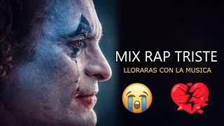 RAP TRISTE MIX 💔VETE Y NO VUELVAS MAS😭PARA DEDICAR el mejor rap romántico 😥 El mejor rap triste 2020