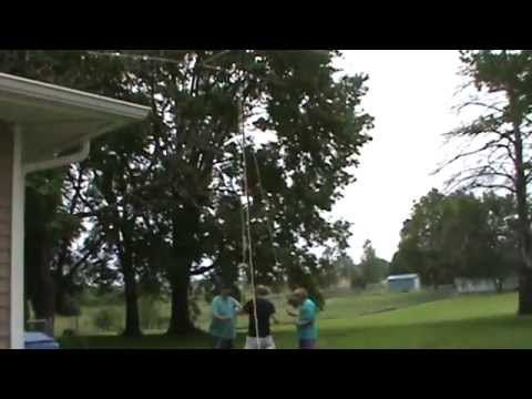Build a Portable 10 Meter Yagi Antenna