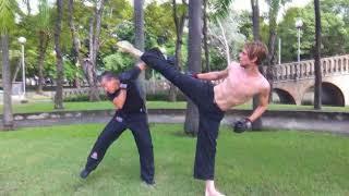Wing Chun Jeet Kune Do Sparring
