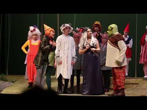 Beal Musical Theatre presents Shrek: The Musical
