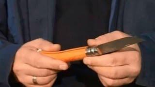 обзор ножей Opinel - Программа