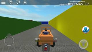 Annoying Orange: Orange Kart ROBLOX Official Trailer