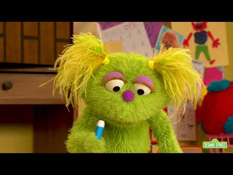 Ellen K - Sesame Street Introduces New Character Who's In Foster Care