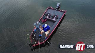 Ranger Aluminum RT188C On-Water Footage