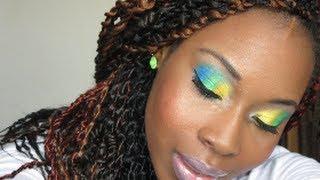 Makeup Tutorial:Brazil Thumbnail