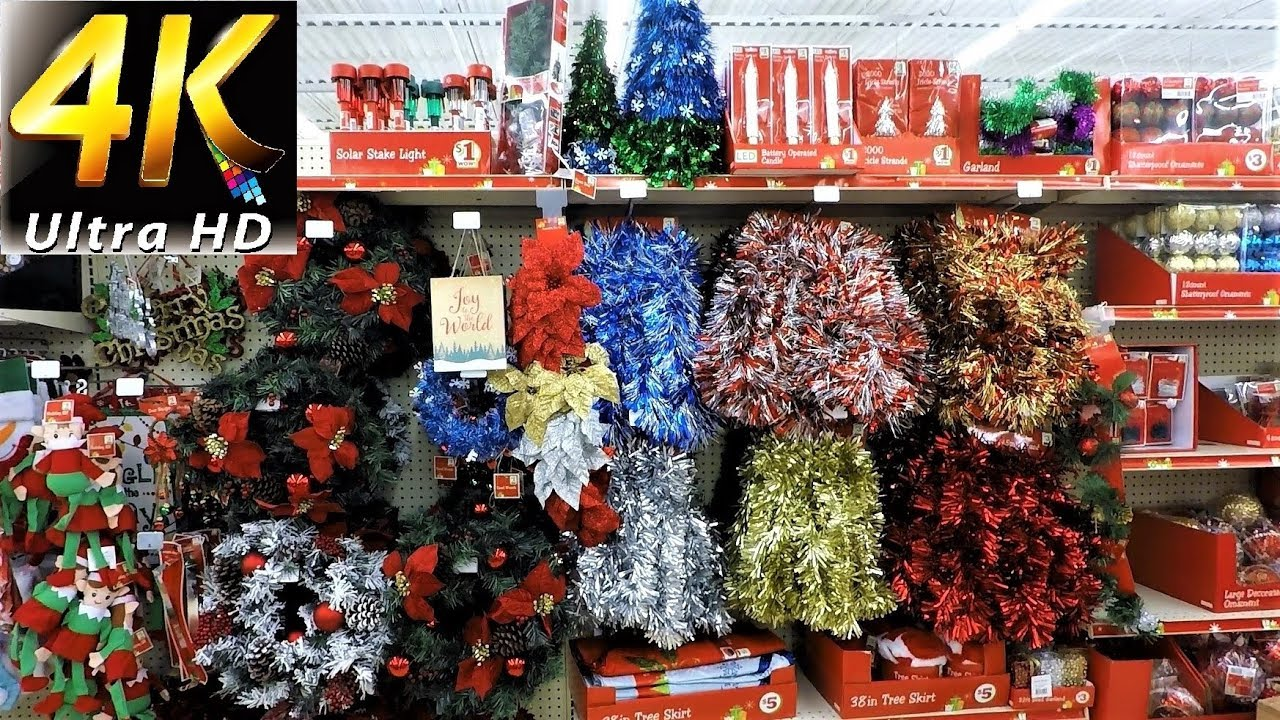 family dollar christmas decor christmas shopping christmas decorations ornaments 4k - Family Dollar Christmas Decorations