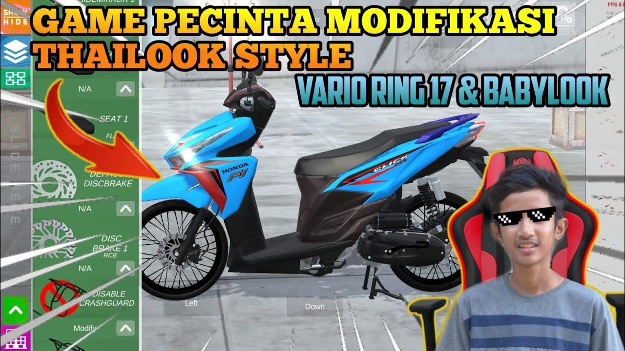 Motor Modifikasi Terkini Apk Modifikasi Motor Vario
