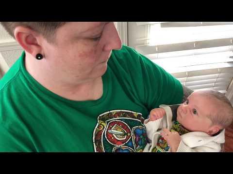 Reborn Baby Morning Routine Moving Baby Doll Lifelike